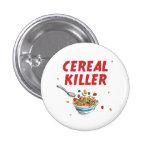 Breakfast Cereal Killer Pin