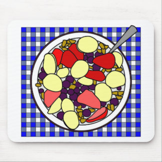 Breakfast Cereal Mouse Pad