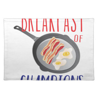 Breakfast Cloth Placemat