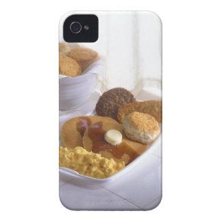 Breakfast combo iPhone 4 cover