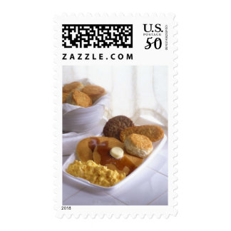 Breakfast combo postage