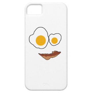 Breakfast Face iPhone Cover