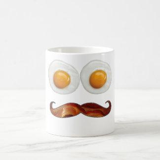 Breakfast Face Mug
