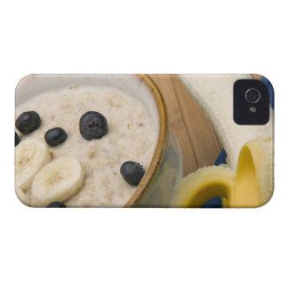 Breakfast food iPhone 4 case