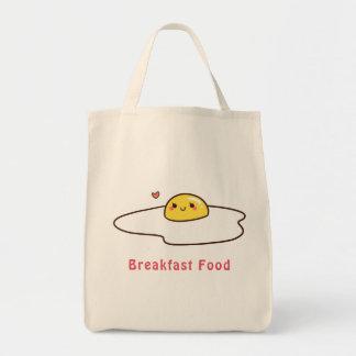 Breakfast Food Tote Bag