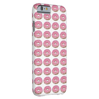 Breakfast Foodie Pink Dougnut Donut Donuts Case