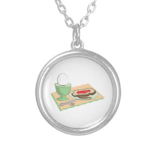 Breakfast Foods Necklace