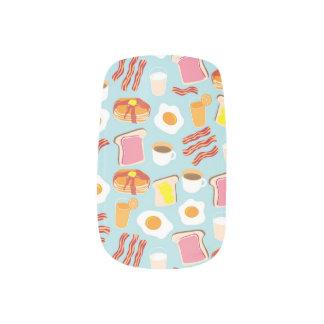 Breakfast Fun Minx ® Nail Wraps
