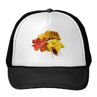 Breakfast Mesh Hat