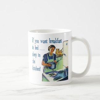 Breakfast in Bed 11 oz. Mug