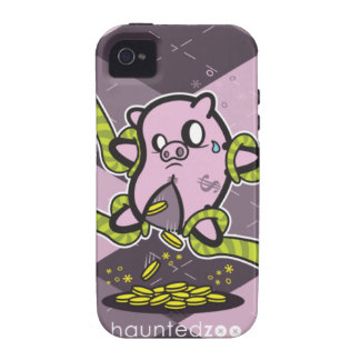 Breakfast Iphone 4/4s Cover by haunted zoo