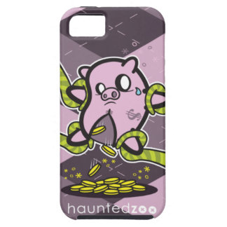 Breakfast Iphone 5 Cover by haunted zoo