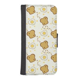 Breakfast iPhone SE/5/5s Wallet Case