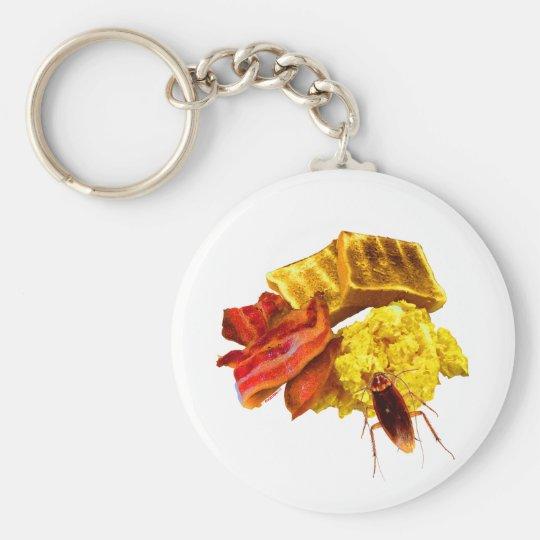 Breakfast Keychain
