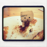 Breakfast - Little Danbo Series Mousemats