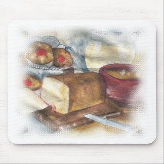 Breakfast Mouse Pad