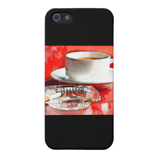 Breakfast of Champions - Coffee & Cigarettes Covers For iPhone 5