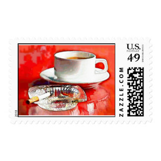Breakfast of Champions - Coffee & Cigarettes Stamps