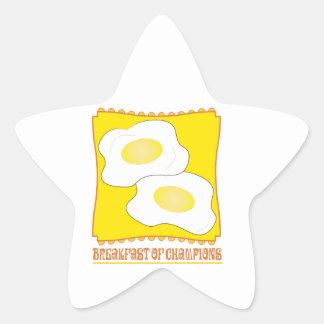 Breakfast Of Champions Sticker