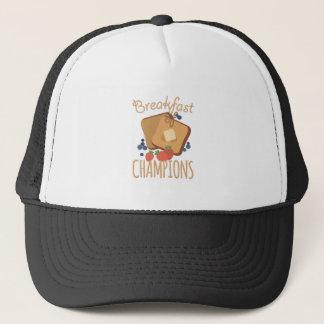 Breakfast Of Champions Trucker Hat