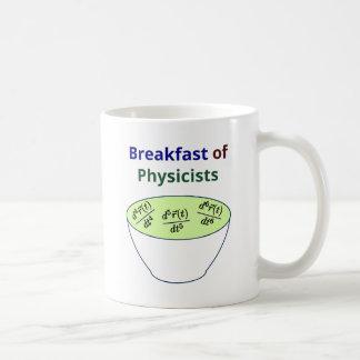 Breakfast of Physicists Coffee Mug