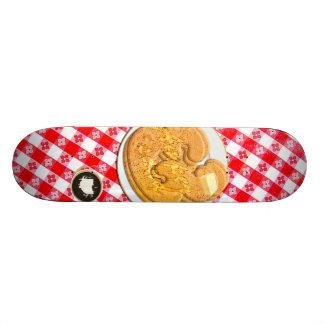 Breakfast Skateboard