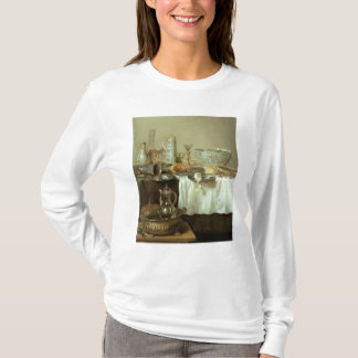 Breakfast Still Life, 1638 T-Shirt
