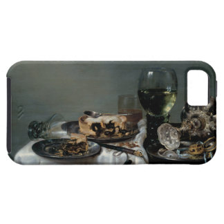 Breakfast Table with Blackberry Pie by Heda iPhone SE/5/5s Case