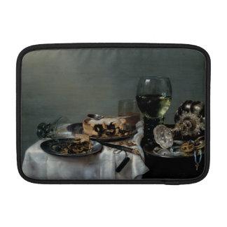 Breakfast Table with Blackberry Pie by Heda MacBook Sleeve
