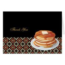 Breakfast thank you