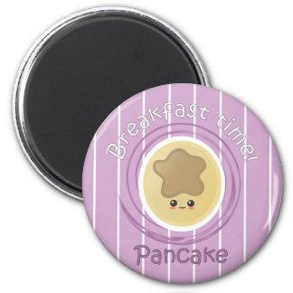 Breakfast Time - Pancake Magnet
