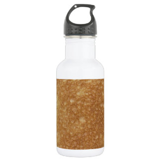 Breakfast Toast Water Bottle