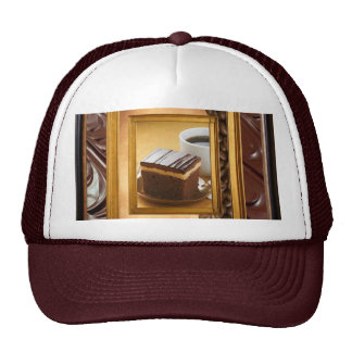 Breakfast Treat Cap Hat