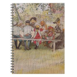 Breakfast Under the Big Birch Notebooks