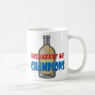 Breakfast Whisky Classic White Coffee Mug