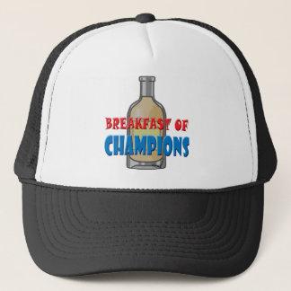Breakfast Whisky Trucker Hat