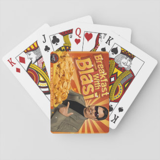 Breakfast With 'Blasi Standard Playing Cards