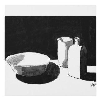 Breakfastware Cuadro