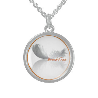 BreakFree Feather Necklace