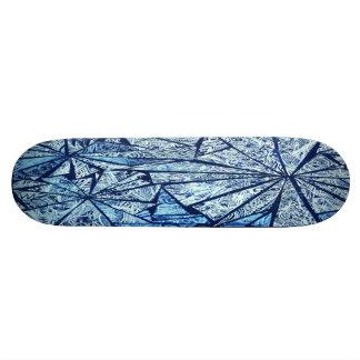 Breakin Ice Custom Skate Board