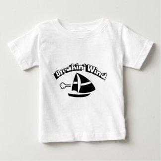 Breakin' Wind Baby T-Shirt