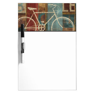 Breaking Away Dry-Erase Board