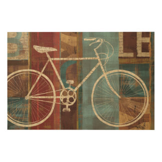 Breaking Away Wood Wall Decor