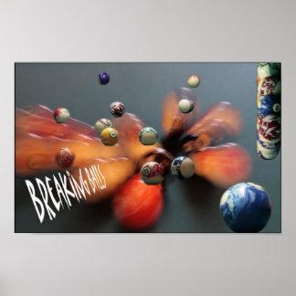 Breaking Balls Poster