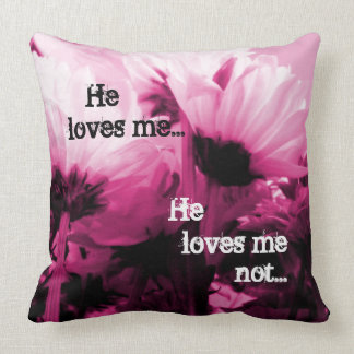 Breaking Cadence [Loves Me] Cushion Pillow