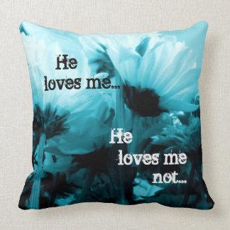 Breaking Cadence [Loves Me] Cushion Throw Pillows