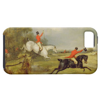 Breaking Cover, Bachelor's Hall (oil on canvas) iPhone SE/5/5s Case