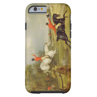 Breaking Cover, Bachelor's Hall (oil on canvas) Tough iPhone 6 Case