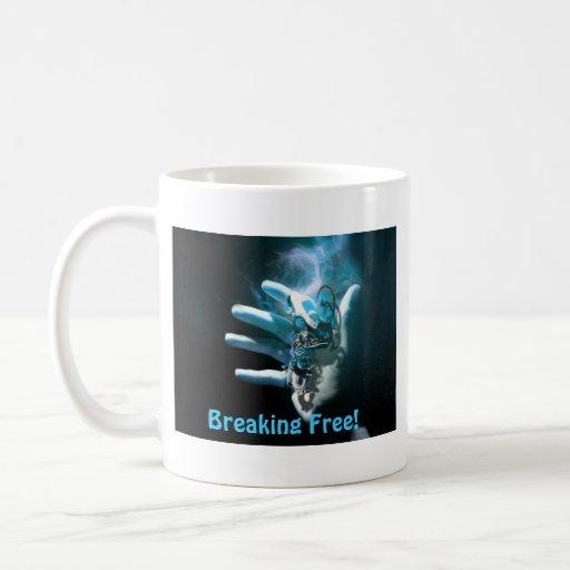 Breaking Free! Coffee Mug