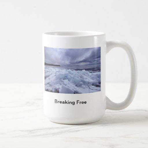 Breaking Free Mug